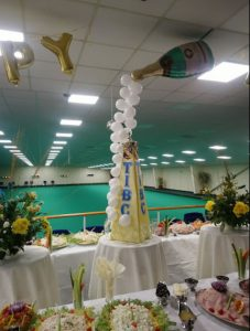 Party at Thanet Indoor Bowls Club