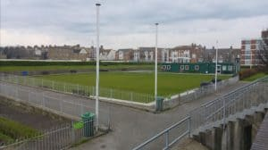 Thanet Indoor Bowls Club outside
