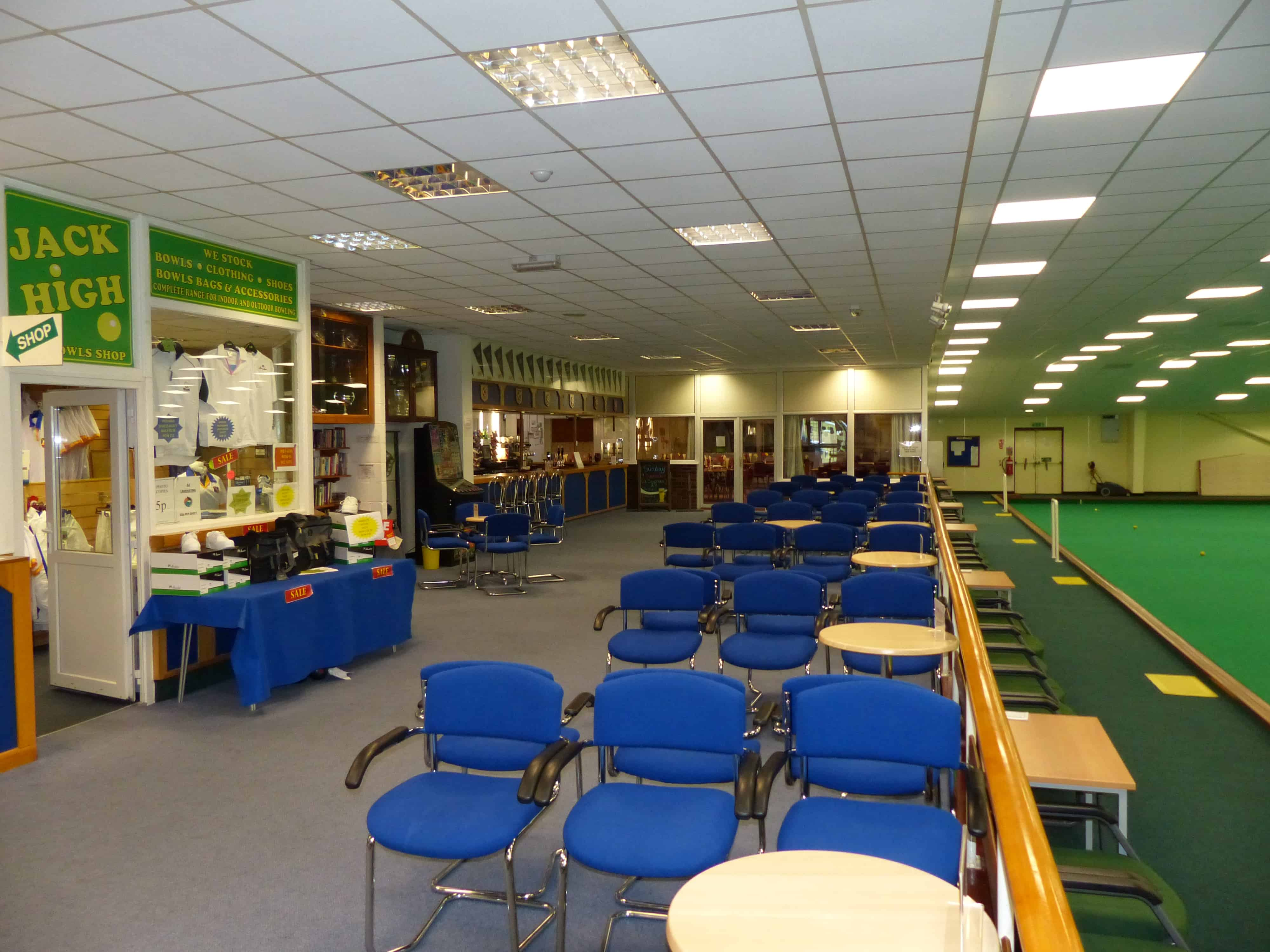 Shop at Thanet Indoor Bowls Club