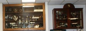 Thanet Indoor Bowls Club Trophies