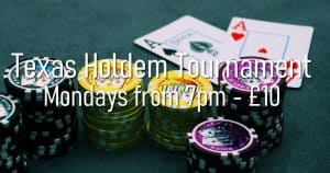 TIBC Monday Poker