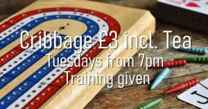 Tuesday Cribbage TIBC